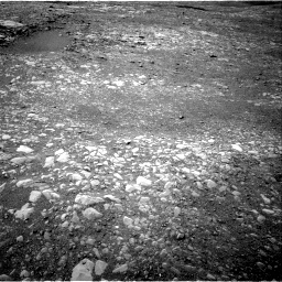 Nasa's Mars rover Curiosity acquired this image using its Right Navigation Camera on Sol 2157, at drive 1964, site number 72