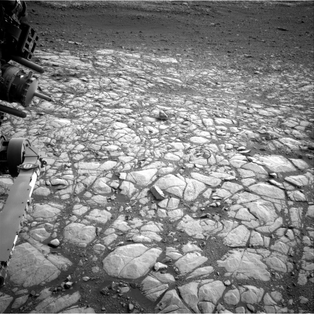 Nasa's Mars rover Curiosity acquired this image using its Right Navigation Camera on Sol 2160, at drive 1980, site number 72