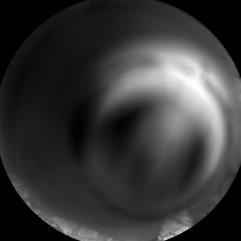 Nasa's Mars rover Curiosity acquired this image using its Chemistry & Camera (ChemCam) on Sol 2160, at drive 1980, site number 72