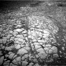 Nasa's Mars rover Curiosity acquired this image using its Left Navigation Camera on Sol 2161, at drive 1980, site number 72
