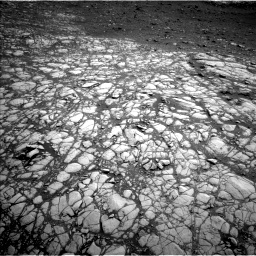 Nasa's Mars rover Curiosity acquired this image using its Left Navigation Camera on Sol 2161, at drive 2016, site number 72