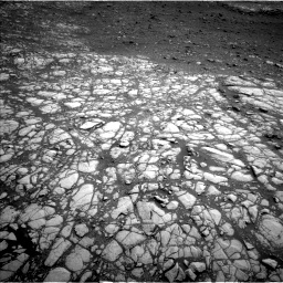 Nasa's Mars rover Curiosity acquired this image using its Left Navigation Camera on Sol 2161, at drive 2022, site number 72