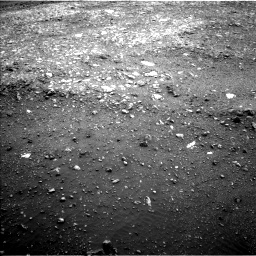 Nasa's Mars rover Curiosity acquired this image using its Left Navigation Camera on Sol 2161, at drive 2148, site number 72