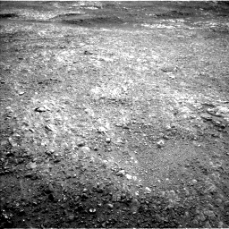 Nasa's Mars rover Curiosity acquired this image using its Left Navigation Camera on Sol 2161, at drive 2256, site number 72
