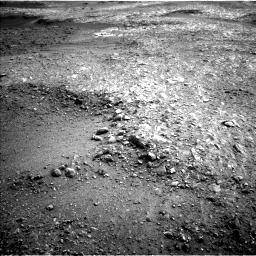 Nasa's Mars rover Curiosity acquired this image using its Left Navigation Camera on Sol 2161, at drive 2272, site number 72