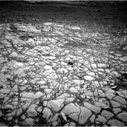 Nasa's Mars rover Curiosity acquired this image using its Right Navigation Camera on Sol 2161, at drive 1998, site number 72