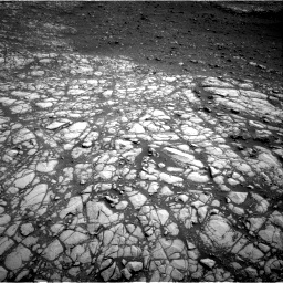 Nasa's Mars rover Curiosity acquired this image using its Right Navigation Camera on Sol 2161, at drive 2022, site number 72