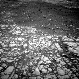 Nasa's Mars rover Curiosity acquired this image using its Right Navigation Camera on Sol 2161, at drive 2034, site number 72