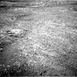 Nasa's Mars rover Curiosity acquired this image using its Left Navigation Camera on Sol 2163, at drive 2278, site number 72