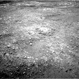 Nasa's Mars rover Curiosity acquired this image using its Left Navigation Camera on Sol 2163, at drive 2284, site number 72