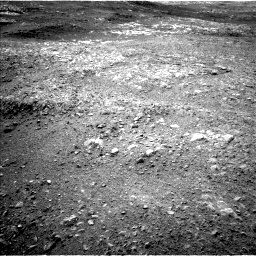 Nasa's Mars rover Curiosity acquired this image using its Left Navigation Camera on Sol 2163, at drive 2326, site number 72