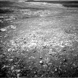 Nasa's Mars rover Curiosity acquired this image using its Left Navigation Camera on Sol 2163, at drive 2398, site number 72