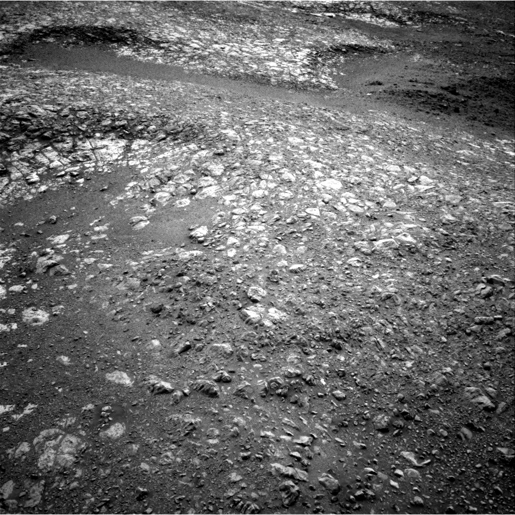 Nasa's Mars rover Curiosity acquired this image using its Right Navigation Camera on Sol 2163, at drive 2380, site number 72