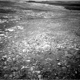 Nasa's Mars rover Curiosity acquired this image using its Right Navigation Camera on Sol 2163, at drive 2404, site number 72