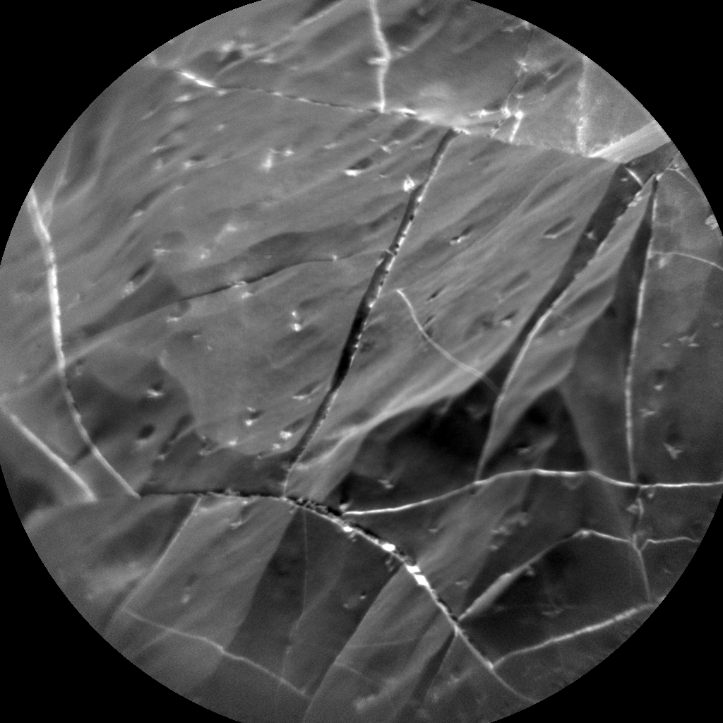 Nasa's Mars rover Curiosity acquired this image using its Chemistry & Camera (ChemCam) on Sol 2163, at drive 2272, site number 72