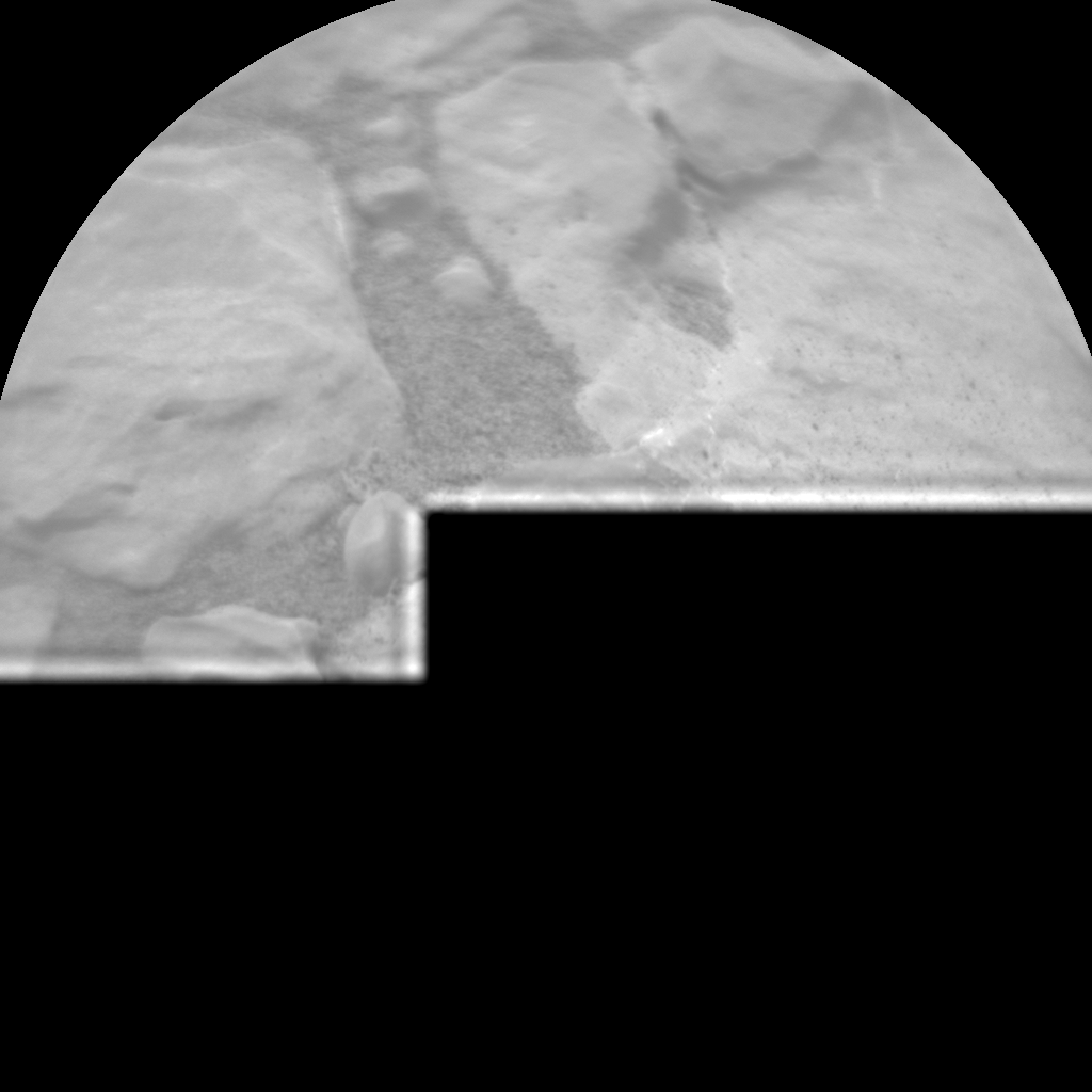 Nasa's Mars rover Curiosity acquired this image using its Chemistry & Camera (ChemCam) on Sol 2164, at drive 2410, site number 72