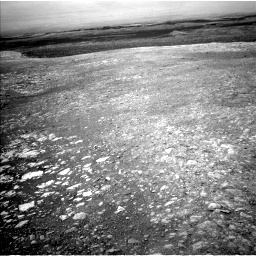 Nasa's Mars rover Curiosity acquired this image using its Left Navigation Camera on Sol 2166, at drive 2434, site number 72