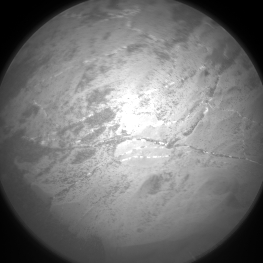 Nasa's Mars rover Curiosity acquired this image using its Chemistry & Camera (ChemCam) on Sol 2167, at drive 2464, site number 72