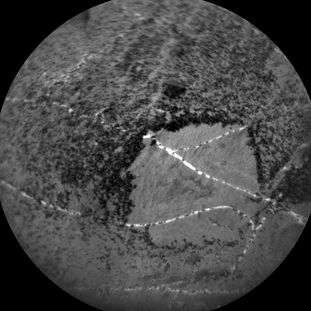 Nasa's Mars rover Curiosity acquired this image using its Chemistry & Camera (ChemCam) on Sol 2169, at drive 2464, site number 72