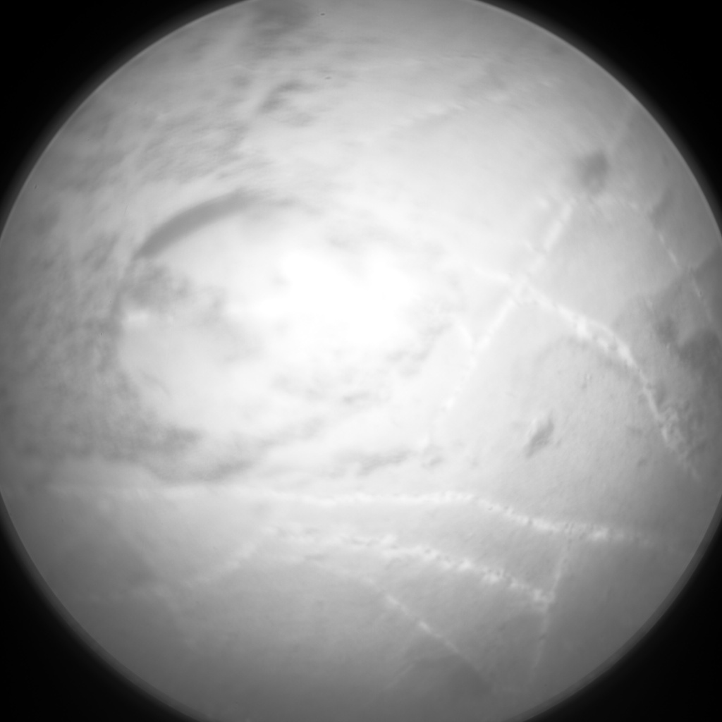 Nasa's Mars rover Curiosity acquired this image using its Chemistry & Camera (ChemCam) on Sol 2170, at drive 2464, site number 72