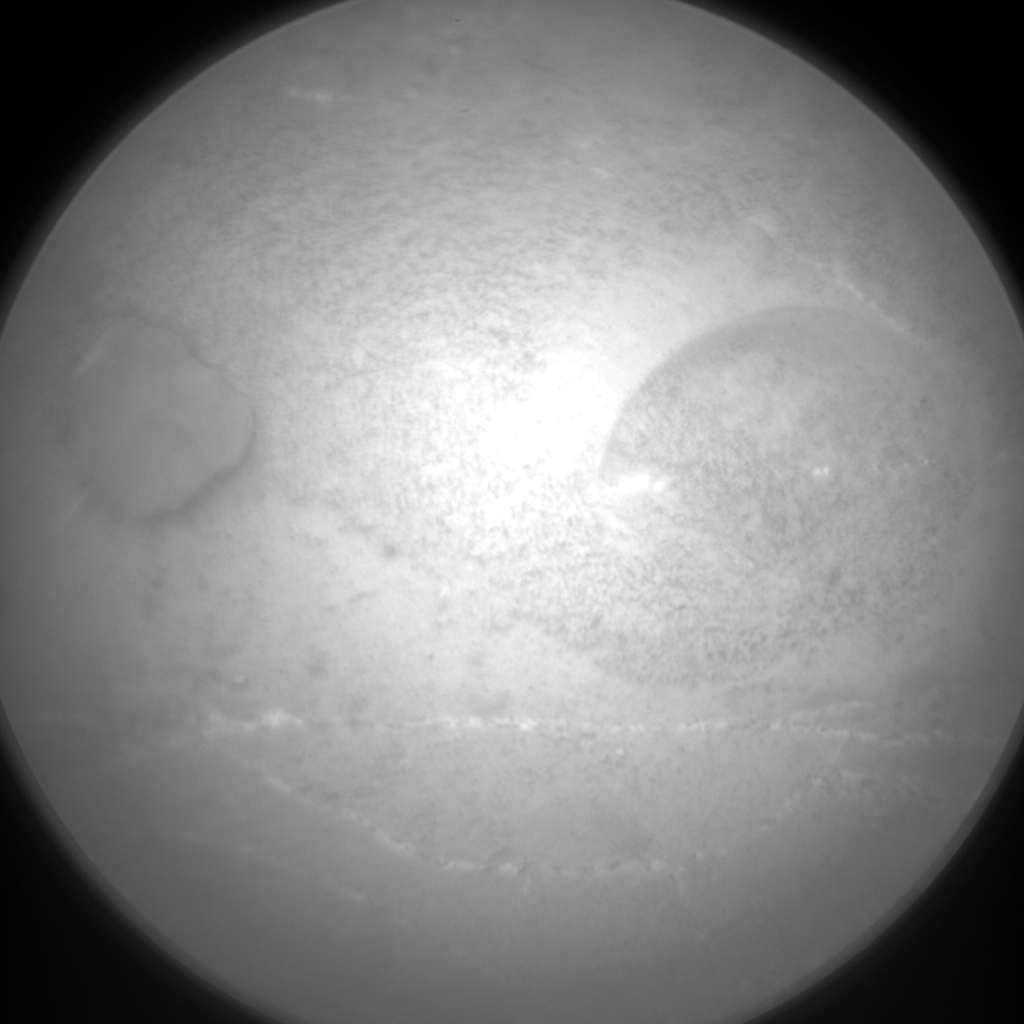 Nasa's Mars rover Curiosity acquired this image using its Chemistry & Camera (ChemCam) on Sol 2172, at drive 2464, site number 72
