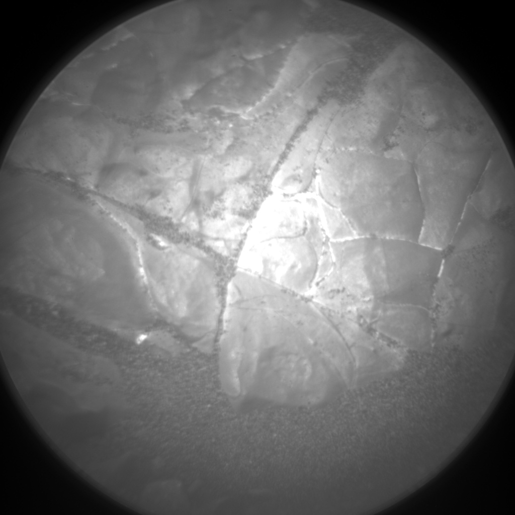 Nasa's Mars rover Curiosity acquired this image using its Chemistry & Camera (ChemCam) on Sol 2222, at drive 448, site number 73