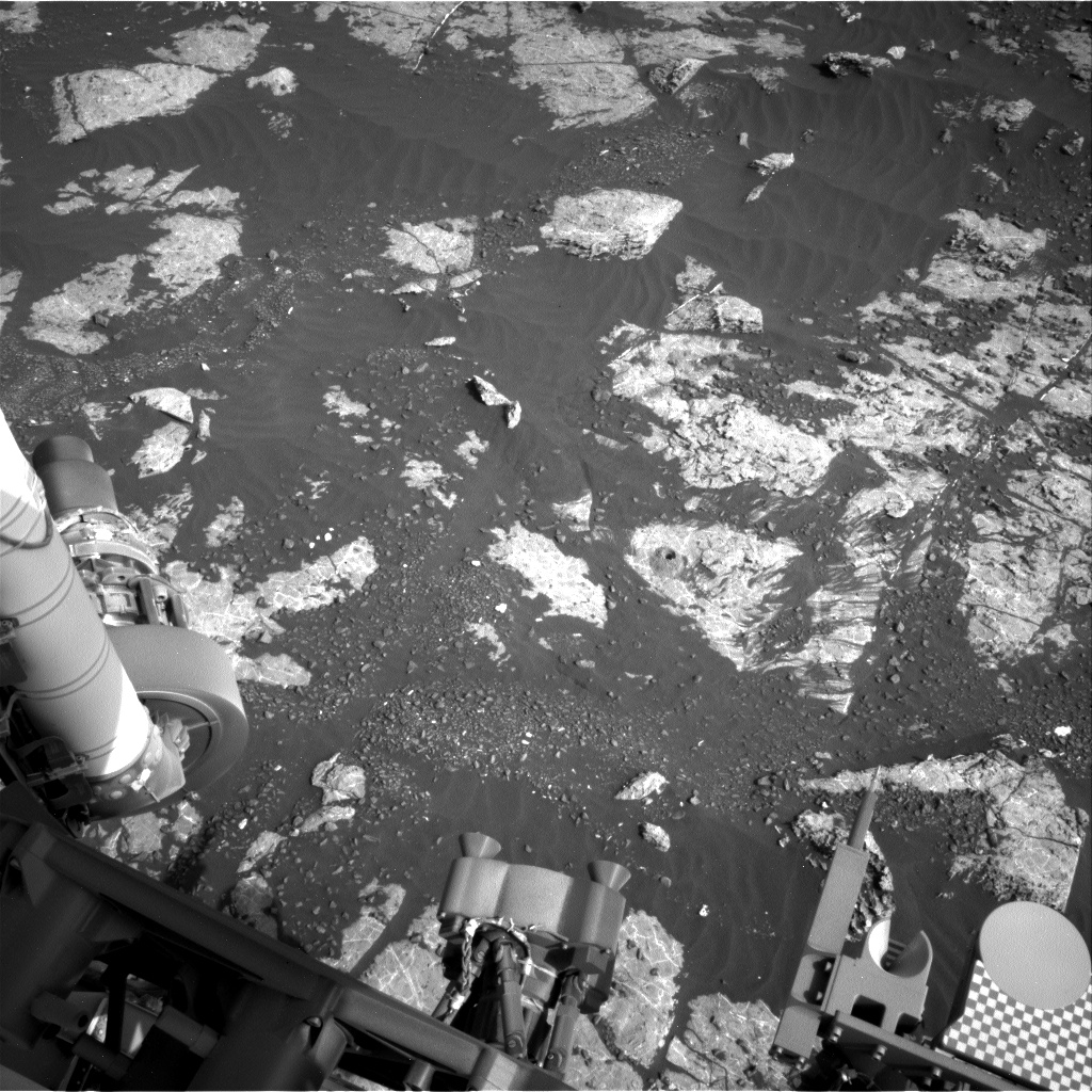 Sol 2225: Science Galore at the Eighteenth Hole