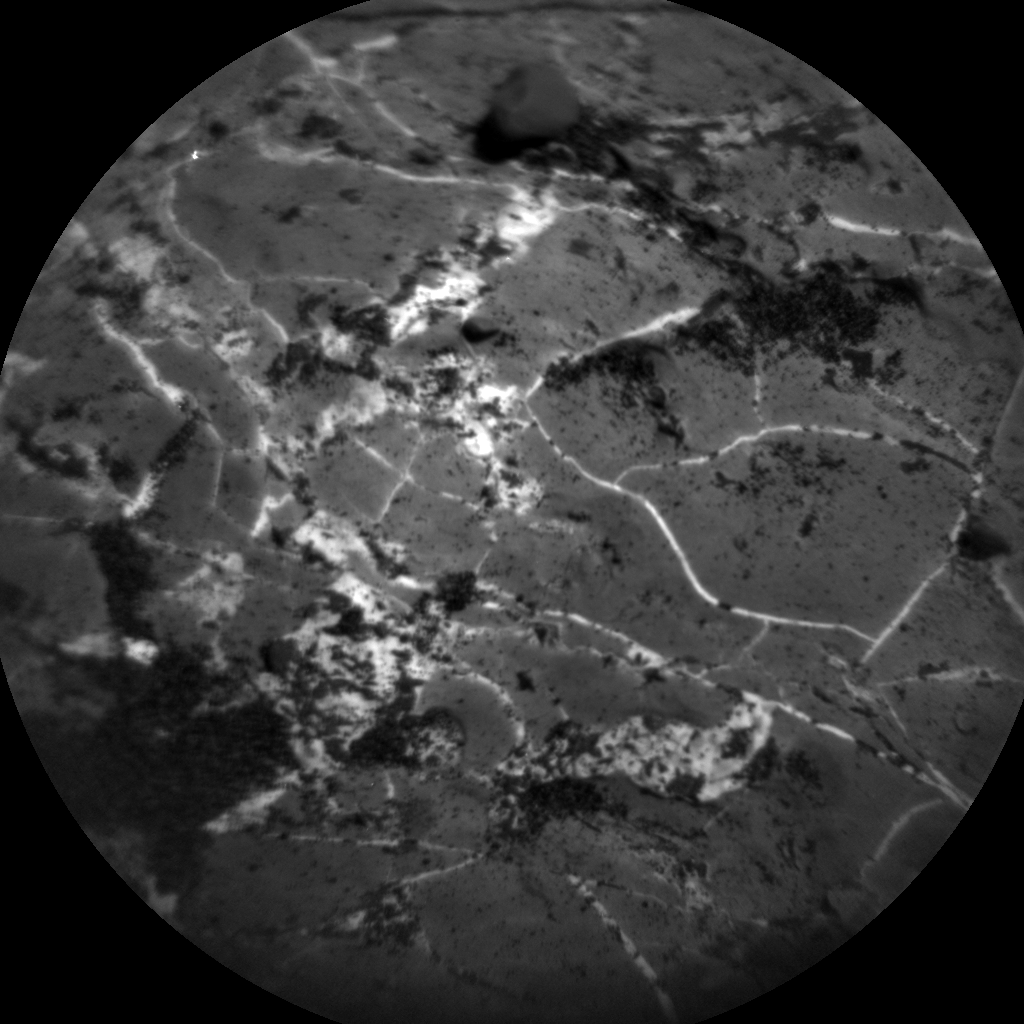Nasa's Mars rover Curiosity acquired this image using its Chemistry & Camera (ChemCam) on Sol 2227, at drive 550, site number 73