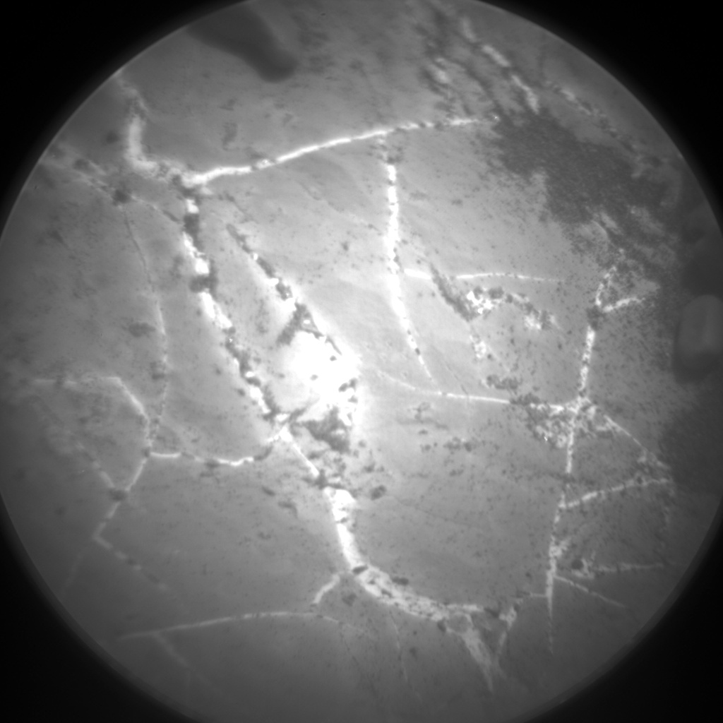 Nasa's Mars rover Curiosity acquired this image using its Chemistry & Camera (ChemCam) on Sol 2229, at drive 550, site number 73