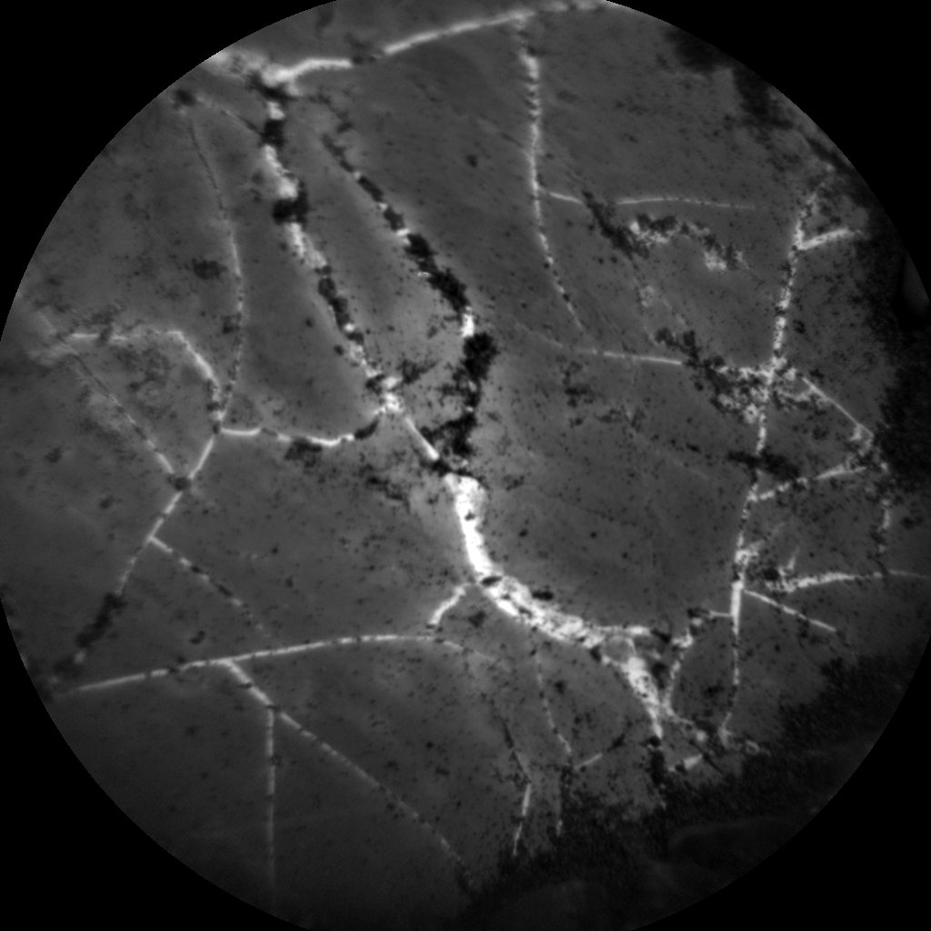 Nasa's Mars rover Curiosity acquired this image using its Chemistry & Camera (ChemCam) on Sol 2232, at drive 550, site number 73