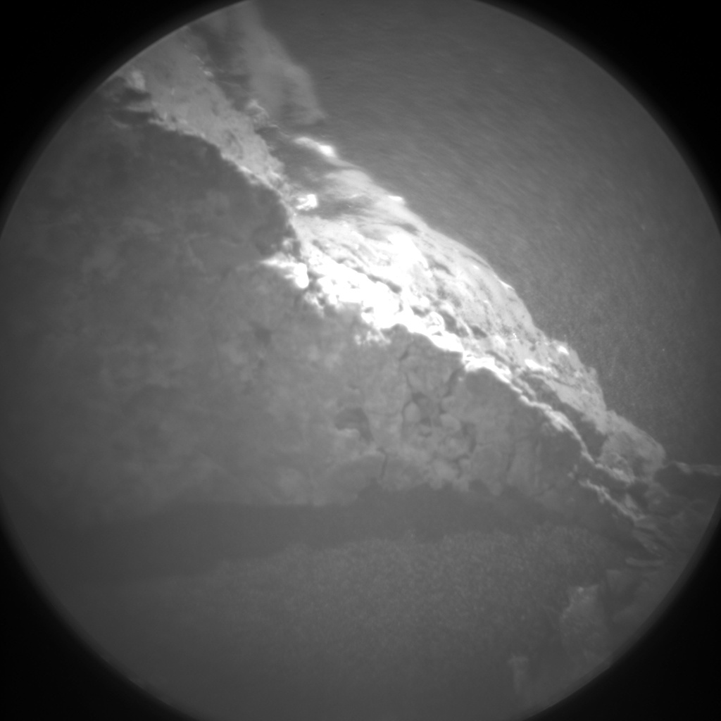 Nasa's Mars rover Curiosity acquired this image using its Chemistry & Camera (ChemCam) on Sol 2235, at drive 550, site number 73