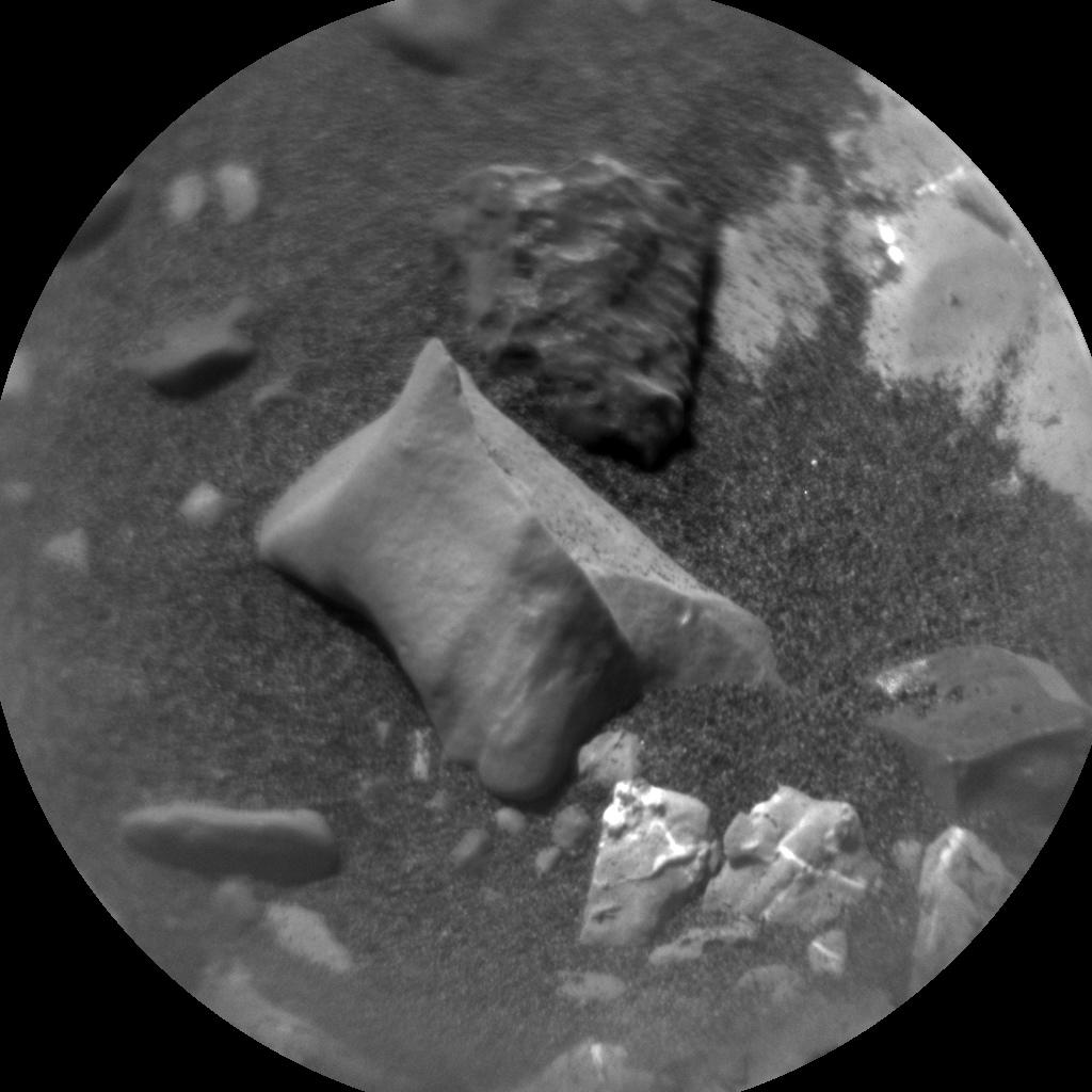 Nasa's Mars rover Curiosity acquired this image using its Chemistry & Camera (ChemCam) on Sol 2238, at drive 550, site number 73