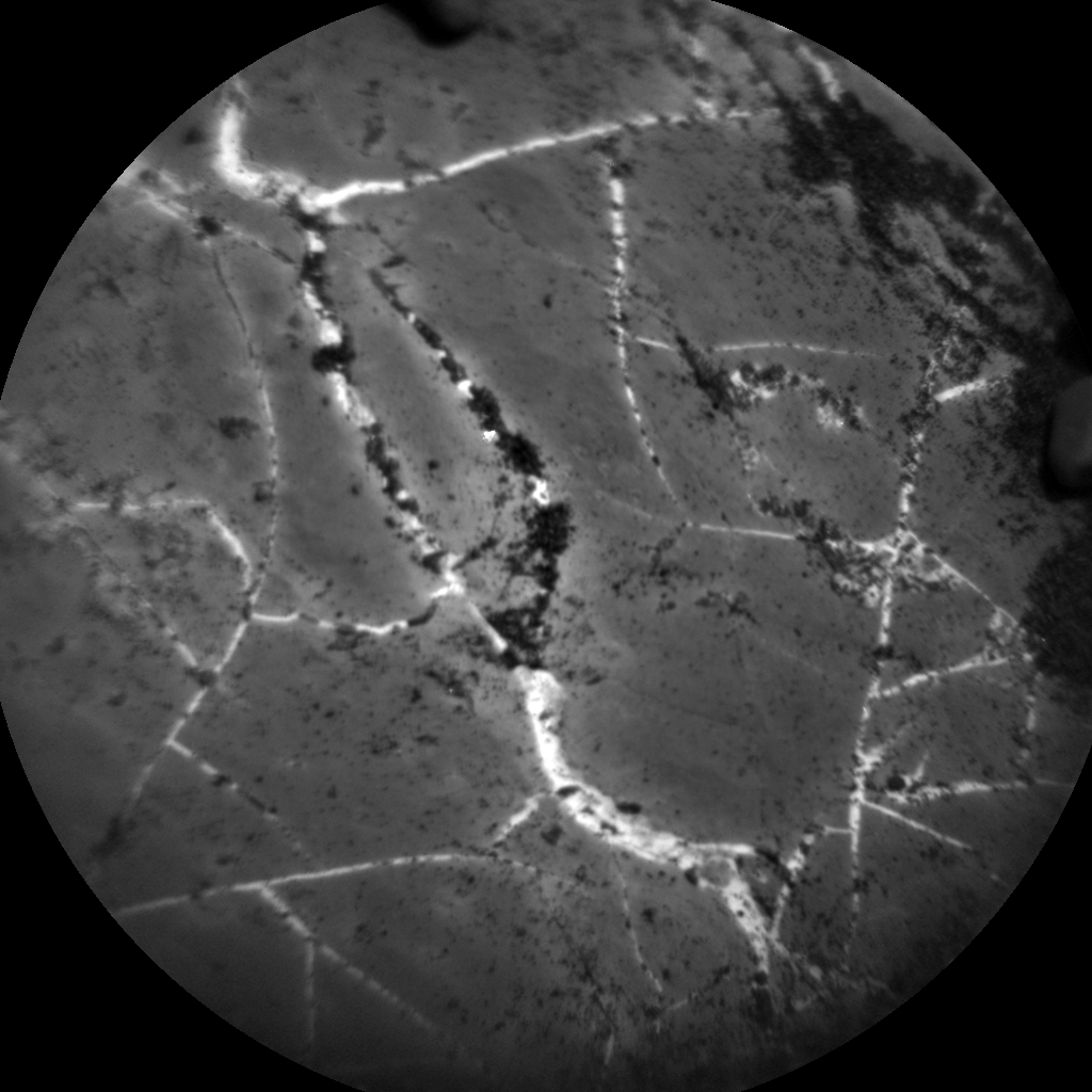 Nasa's Mars rover Curiosity acquired this image using its Chemistry & Camera (ChemCam) on Sol 2240, at drive 550, site number 73