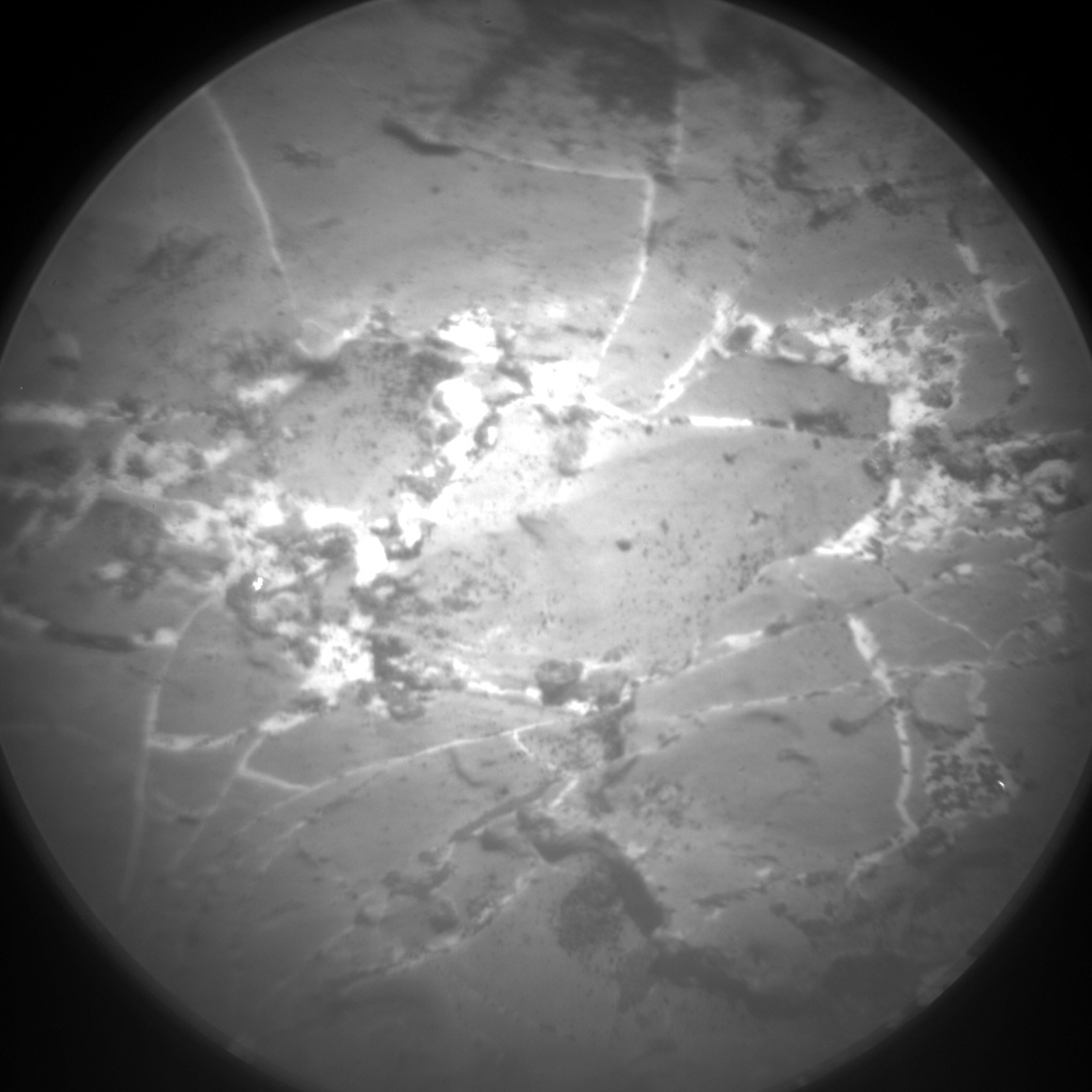 Nasa's Mars rover Curiosity acquired this image using its Chemistry & Camera (ChemCam) on Sol 2247, at drive 550, site number 73