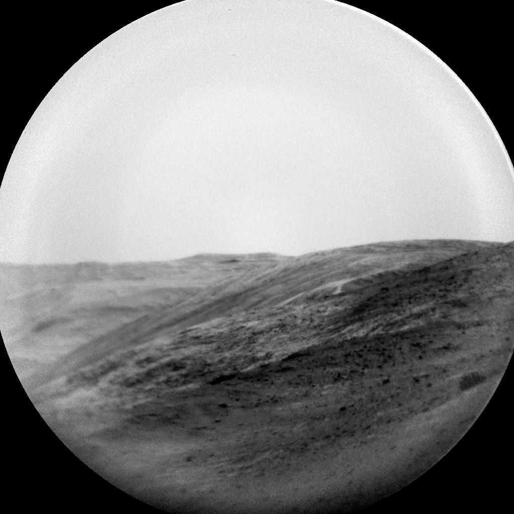 Nasa's Mars rover Curiosity acquired this image using its Chemistry & Camera (ChemCam) on Sol 2249, at drive 550, site number 73