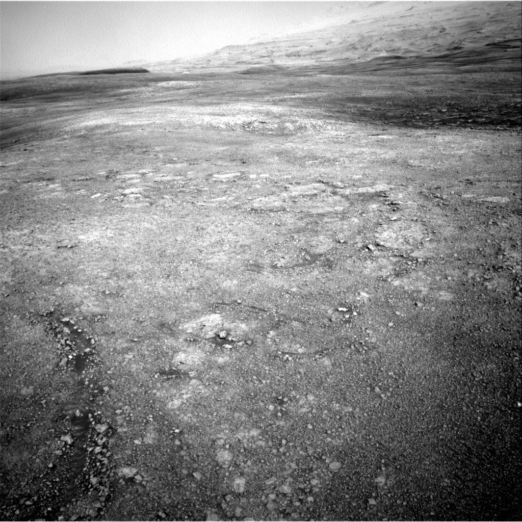 NASA's Mars rover Curiosity acquired this image using its Left Navigation Camera (Navcams) on Sol 2255