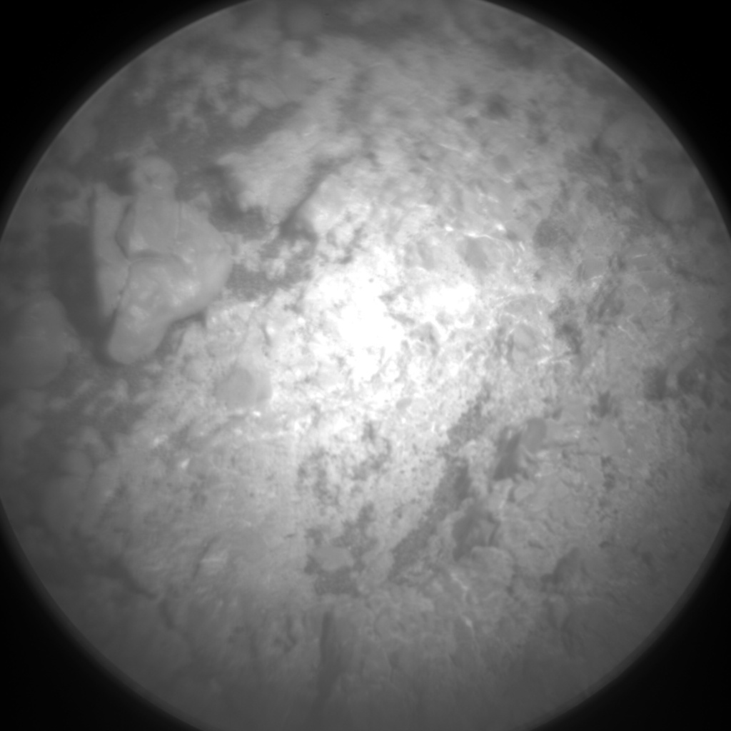 Nasa's Mars rover Curiosity acquired this image using its Chemistry & Camera (ChemCam) on Sol 2257, at drive 1104, site number 73