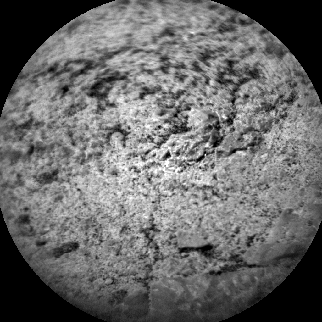 Nasa's Mars rover Curiosity acquired this image using its Chemistry & Camera (ChemCam) on Sol 2276, at drive 1206, site number 73