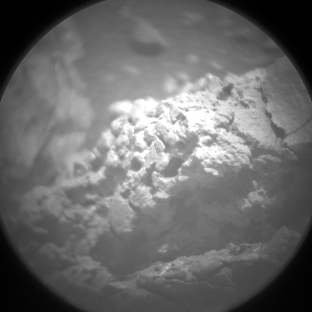 Nasa's Mars rover Curiosity acquired this image using its Chemistry & Camera (ChemCam) on Sol 2279, at drive 1206, site number 73