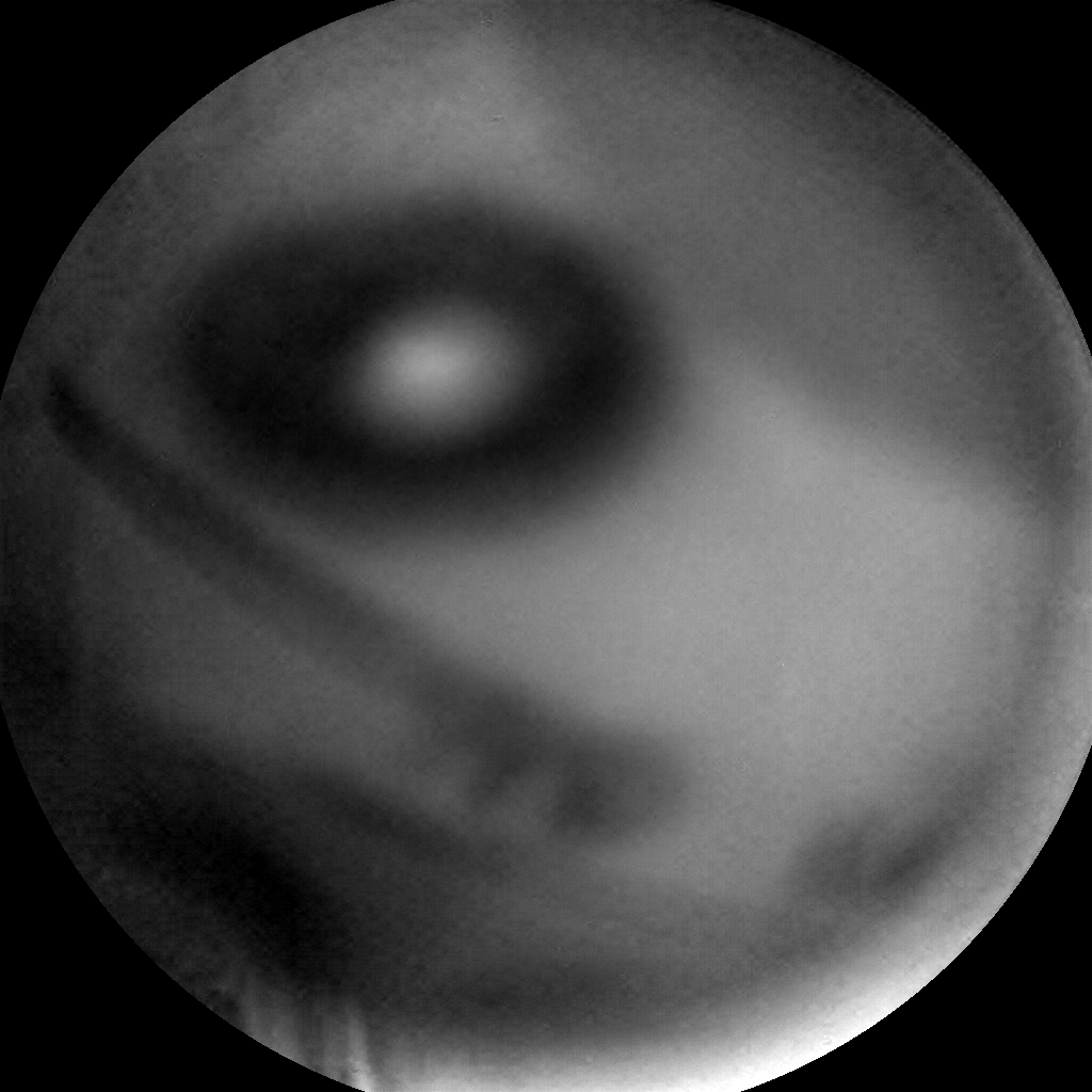 Nasa's Mars rover Curiosity acquired this image using its Chemistry & Camera (ChemCam) on Sol 2284, at drive 1206, site number 73