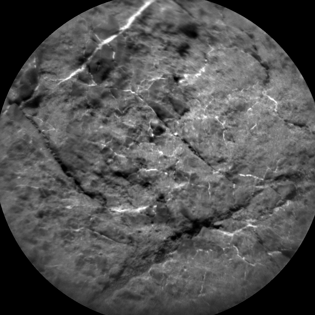 Nasa's Mars rover Curiosity acquired this image using its Chemistry & Camera (ChemCam) on Sol 2290, at drive 1206, site number 73