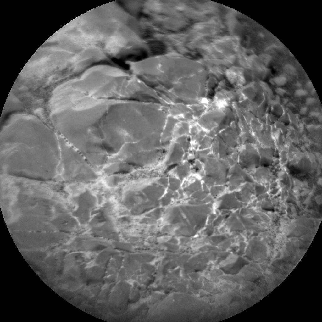 Nasa's Mars rover Curiosity acquired this image using its Chemistry & Camera (ChemCam) on Sol 2294, at drive 1206, site number 73