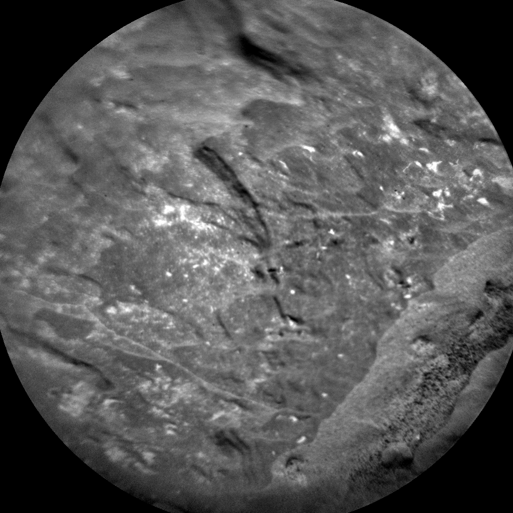 Nasa's Mars rover Curiosity acquired this image using its Chemistry & Camera (ChemCam) on Sol 2300, at drive 1944, site number 73