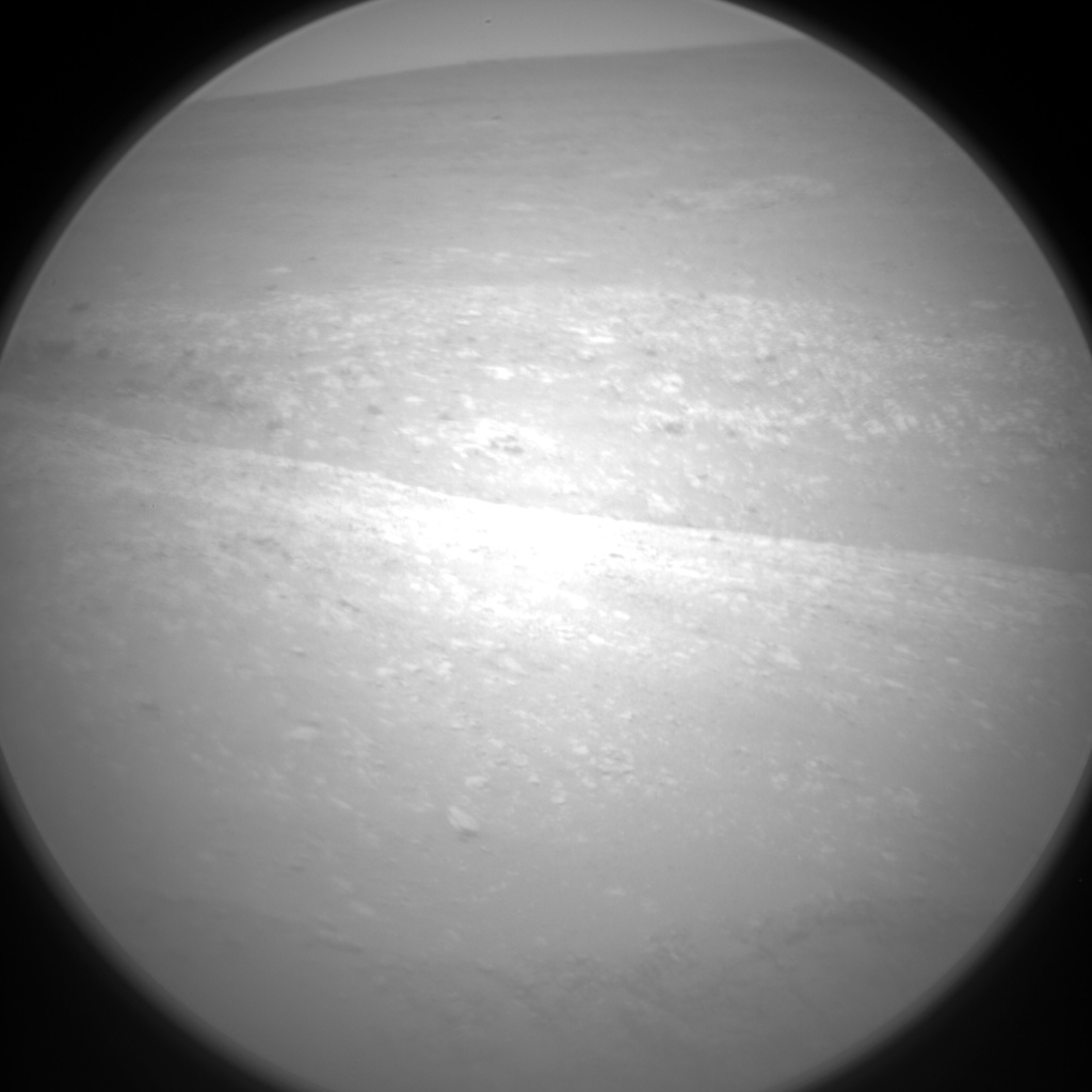 Nasa's Mars rover Curiosity acquired this image using its Chemistry & Camera (ChemCam) on Sol 2301, at drive 2112, site number 73