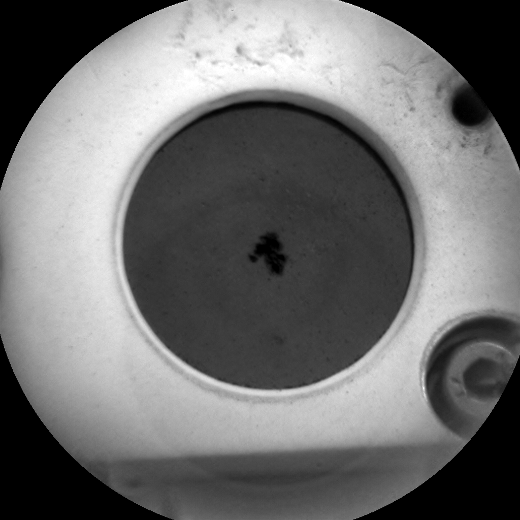Nasa's Mars rover Curiosity acquired this image using its Chemistry & Camera (ChemCam) on Sol 2305, at drive 2394, site number 73