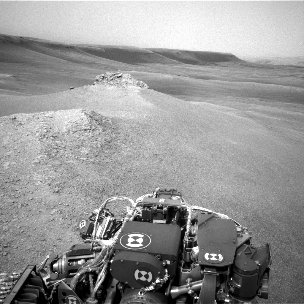 Sols 2308-2310: Atop Another (Smaller) Ridge