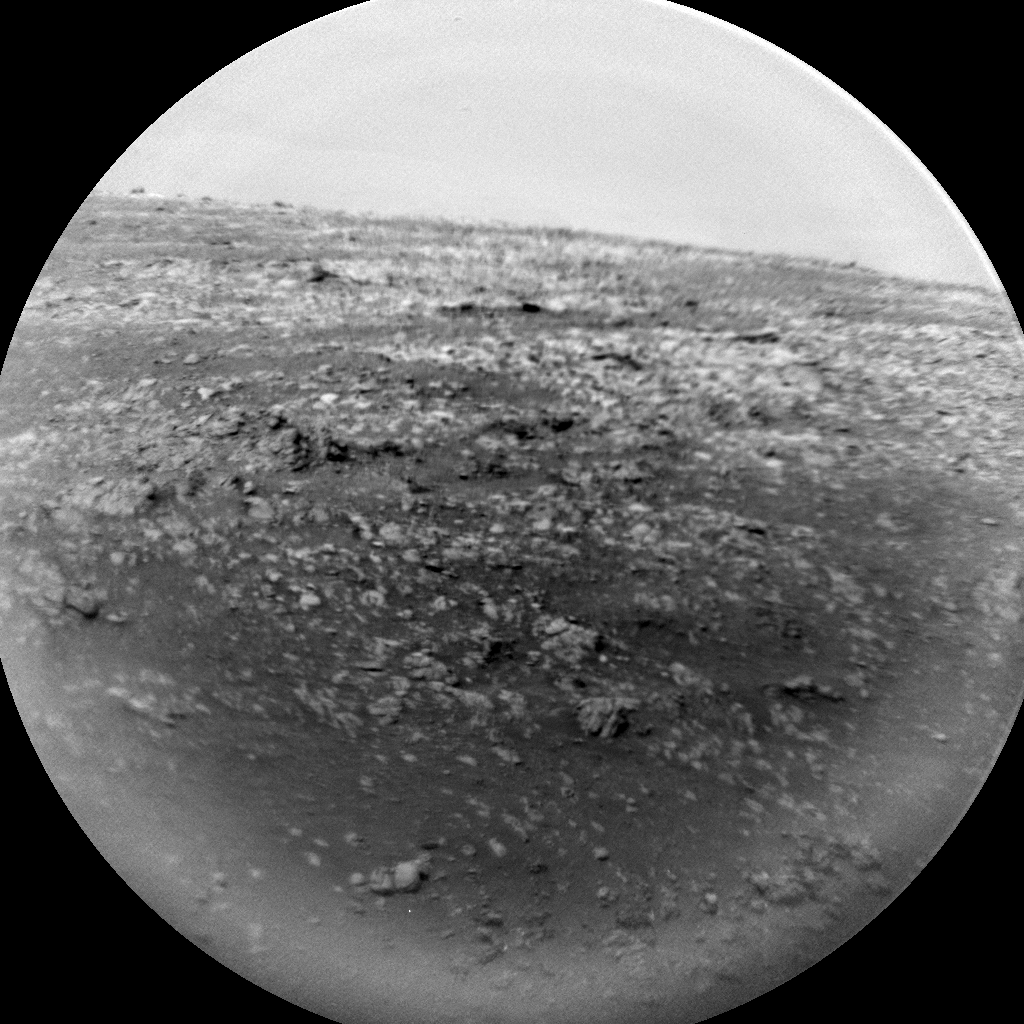 Nasa's Mars rover Curiosity acquired this image using its Chemistry & Camera (ChemCam) on Sol 2306, at drive 2394, site number 73