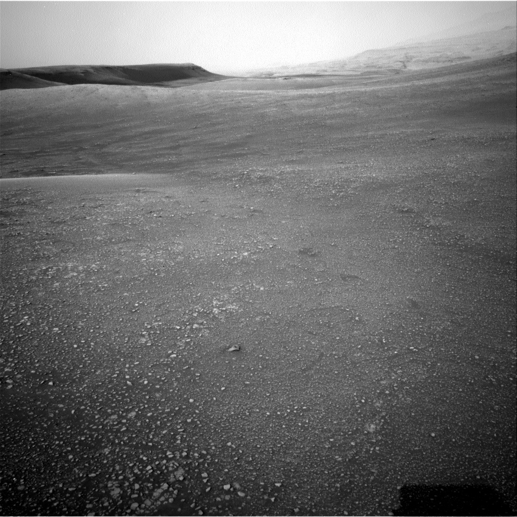 NASA's Mars rover Curiosity acquired this image using its Left Navigation Camera (Navcams) on Sol 2311