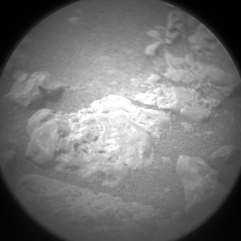 Nasa's Mars rover Curiosity acquired this image using its Chemistry & Camera (ChemCam) on Sol 2314, at drive 0, site number 74