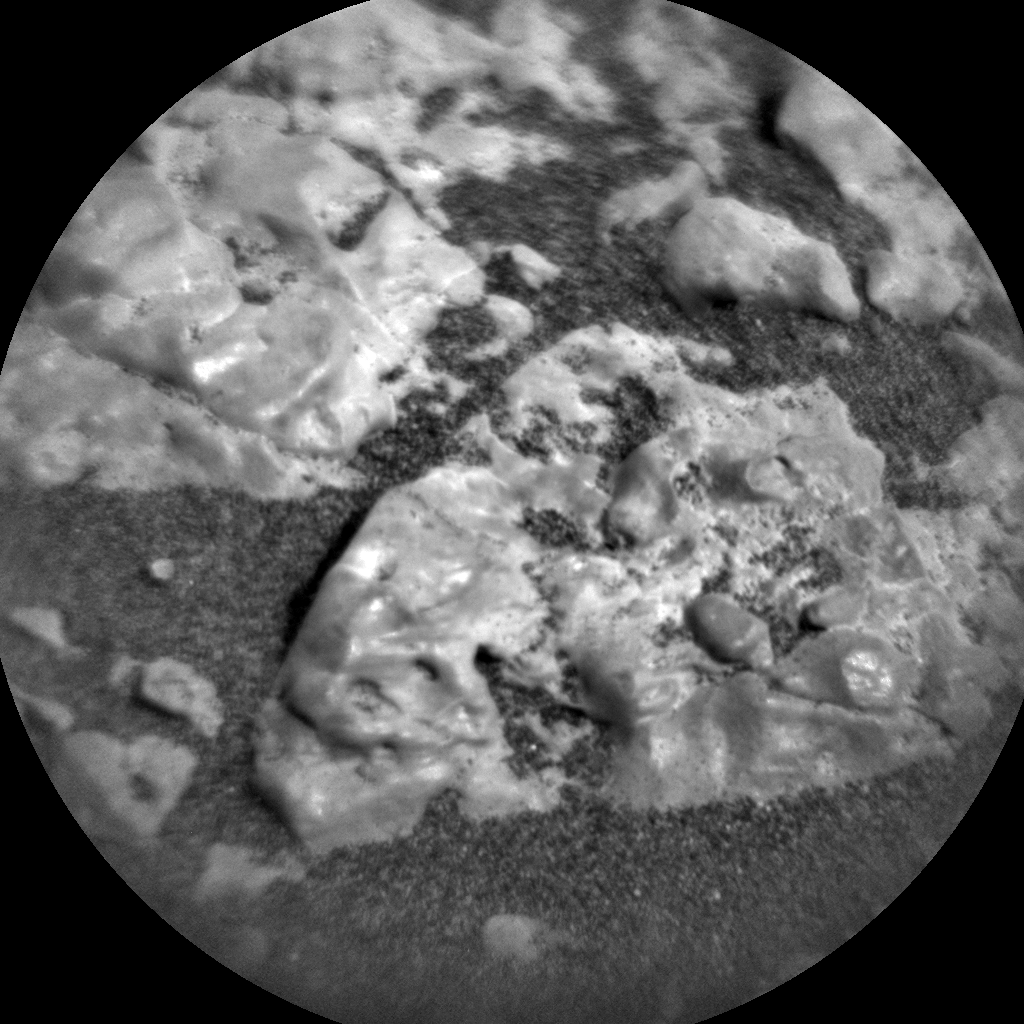 Nasa's Mars rover Curiosity acquired this image using its Chemistry & Camera (ChemCam) on Sol 2315, at drive 0, site number 74